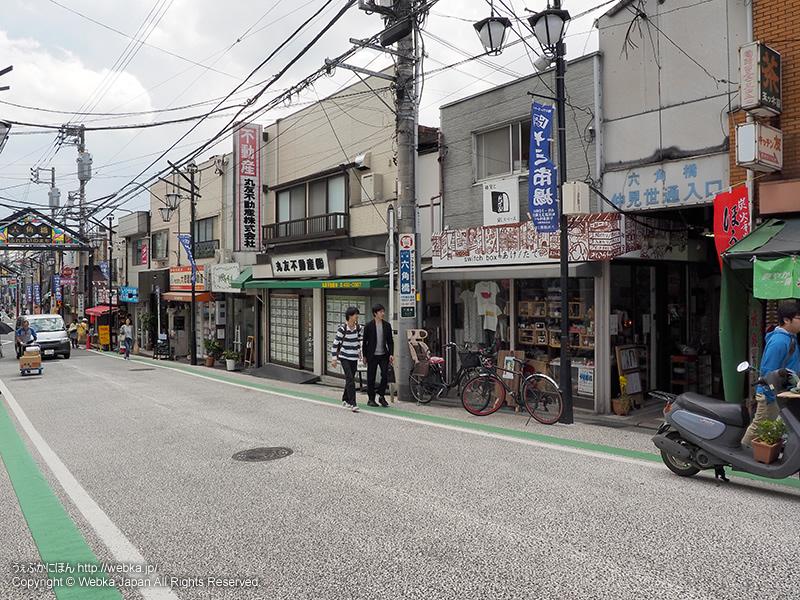 六角橋仲見世通りの画像2