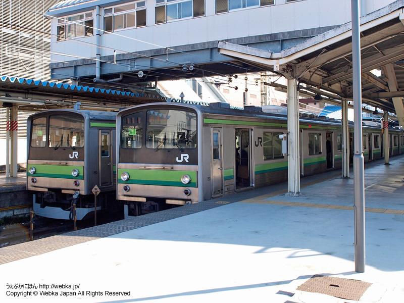 JR横浜線の写真