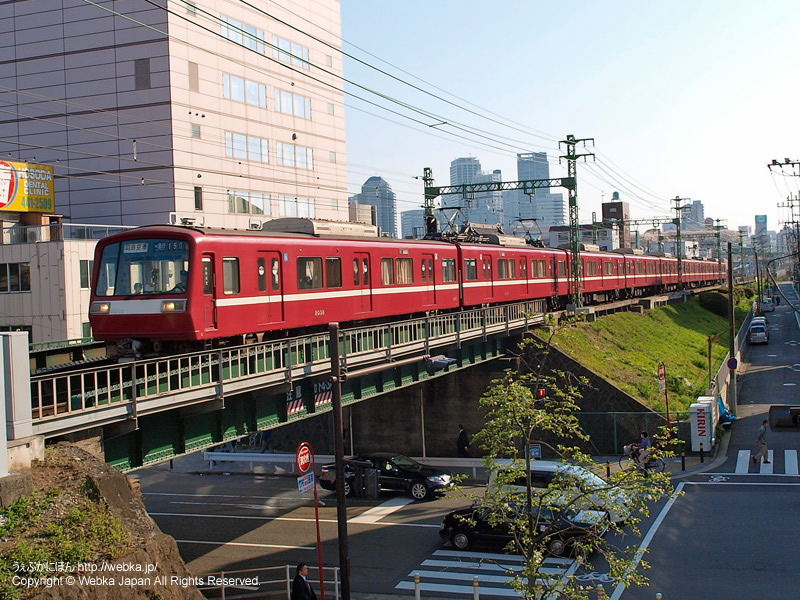 京急本線の写真