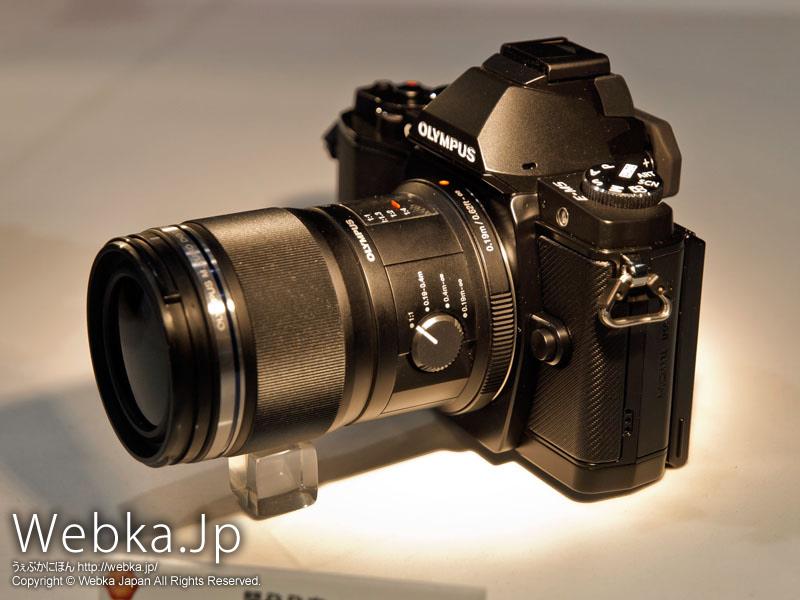OLYMPUS OM-D E-M5+M.ZUIKO DIGITAL ED 60mm F2.8 Macro