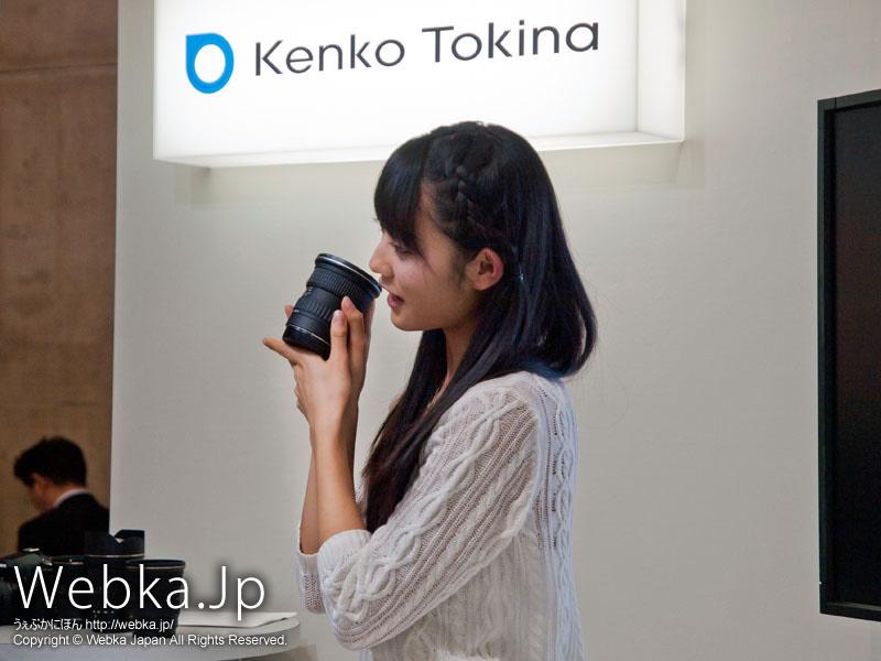 Kenko Tokina(ケンコー・トキナ)のイベントコンパニオンさん