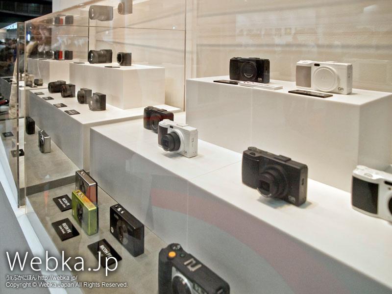 PENTAX RICOH(ペンタックス・リコー)のカメラ