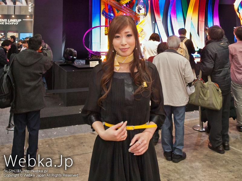 Nikon(ニコン)のイベントコンパニオンさん