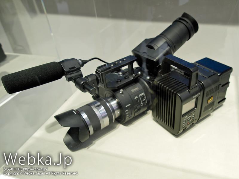 CineAltaカメラ