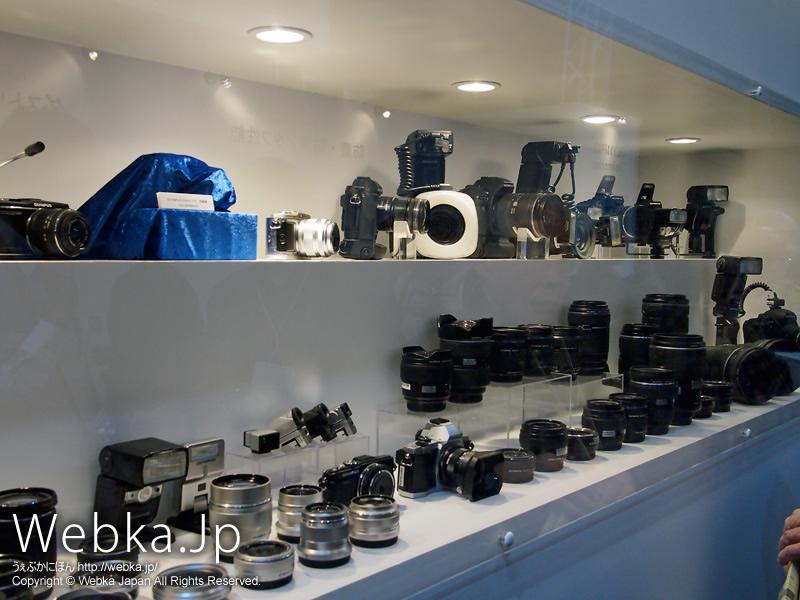 オリンパスのカメラたち