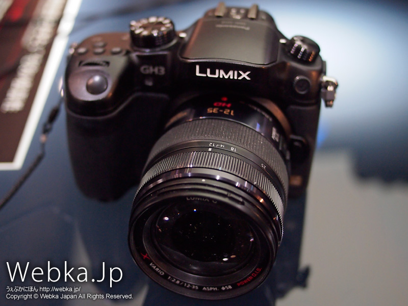 LUMIX DMC-GH3