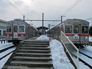 十和田観光電鉄線の記憶のイメージ