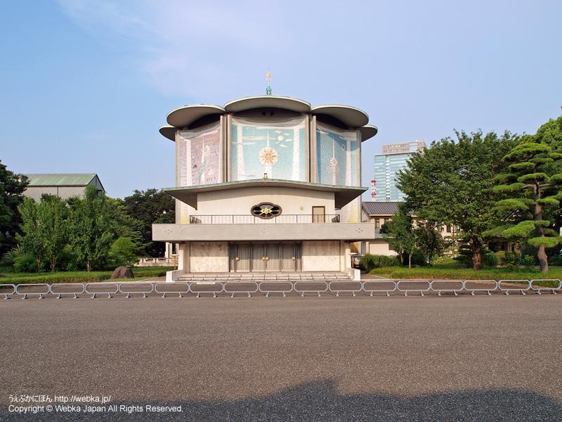 宮内庁楽部桃華楽堂